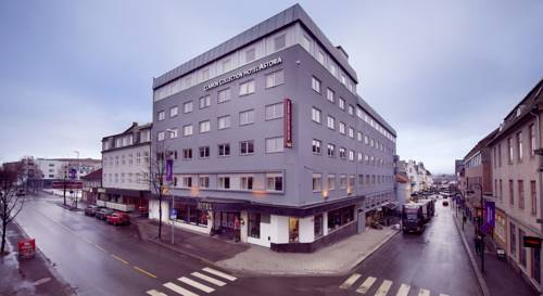 Clarion Collection Hotel Astoria Cover Picture
