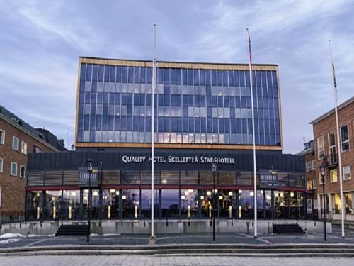 Quality Hotel Skellefteå Stadshotell Cover Picture