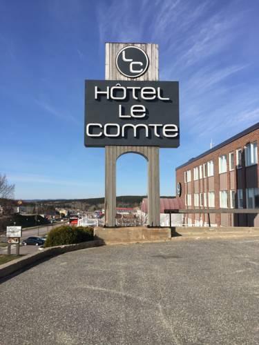 Hotel Le Comte Cover Picture