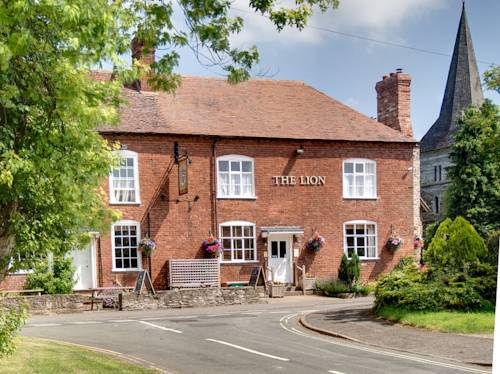 The Lion Inn Cover Picture