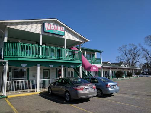 Motel Gatineau Cover Picture