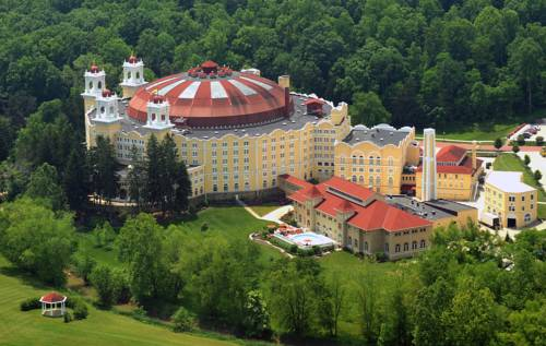 West Baden Springs Hotel Cover Picture