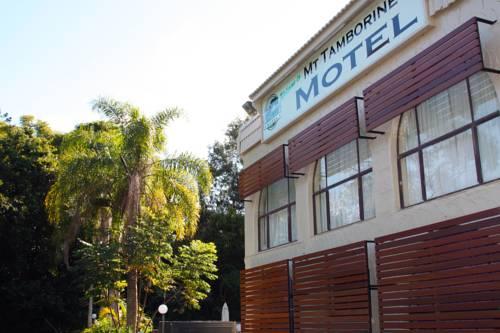 Mt Tamborine Motel Cover Picture