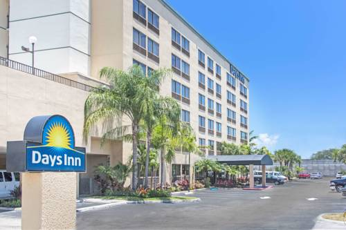 Days Inn Ft Lauderdale-Hollywood/Airport South Cover Picture