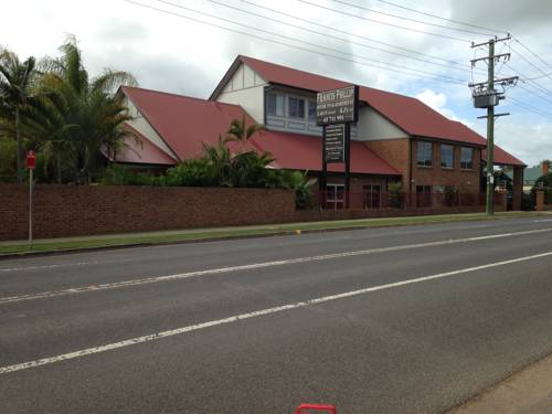 Francis Phillip Motor Inn and The Lodge Cover Picture