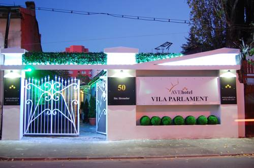 Ave Hotel Unirii Vila Parlament Cover Picture
