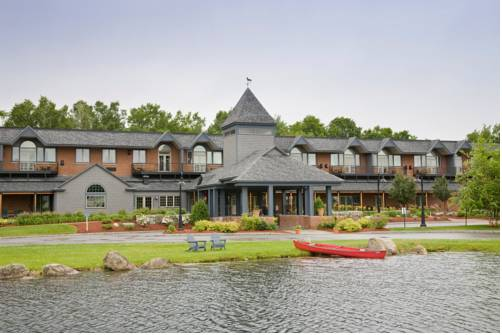 Lake Opechee Inn and Spa Cover Picture