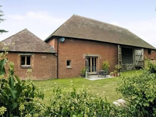 Church Barn - Le Grande Cover Picture