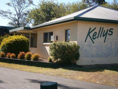 Kellys Motel Oakey Cover Picture