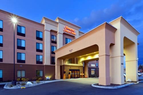 Hampton Inn & Suites Fairbanks Cover Picture