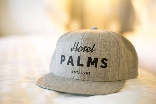 The Hotel Palms Cover Picture