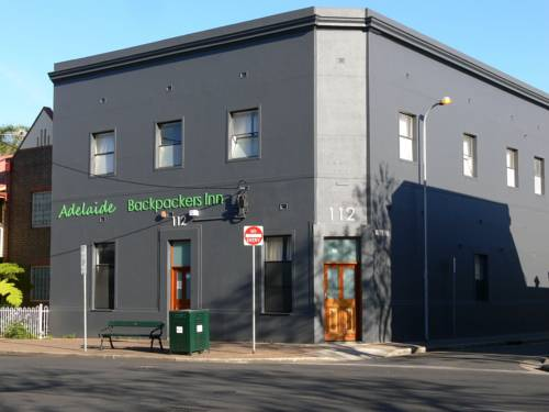 Adelaide Backpackers Inn Cover Picture