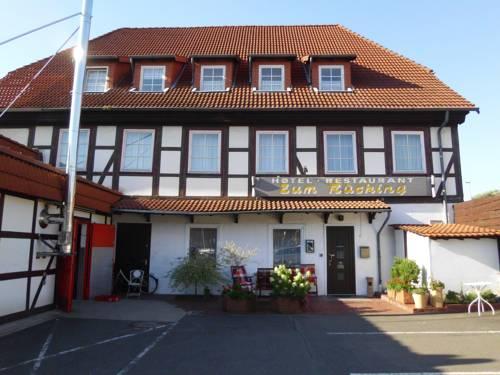 Hotel zum Rücking Cover Picture