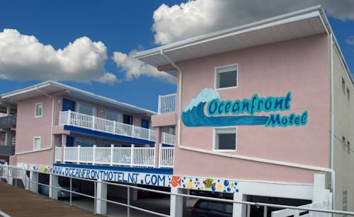 Ocean Front Motel Cover Picture