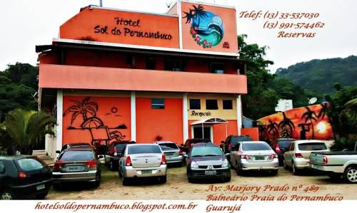 Hotel Sol do Pernambuco Cover Picture
