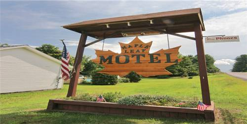 Maple Leaf Motel Schroon Lake Cover Picture