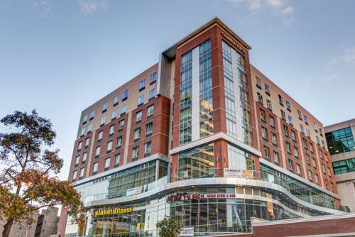 CAMBRiA hotel & suites White Plains - Downtown Cover Picture