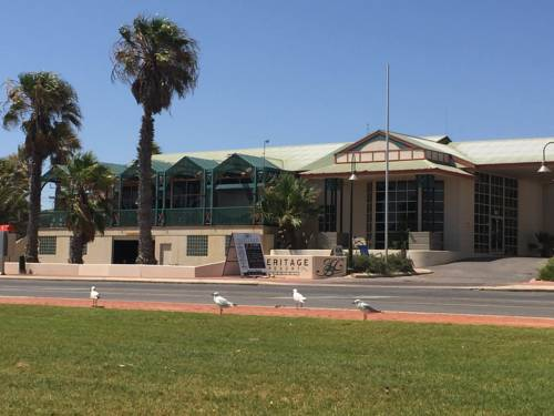 Heritage Resort Shark Bay Cover Picture