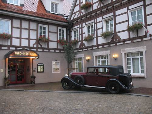 Bad Hotel Bad Überkingen Cover Picture