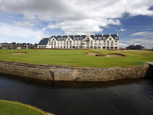 Carnoustie Golf Hotel 'A Bespoke Hotel' Cover Picture