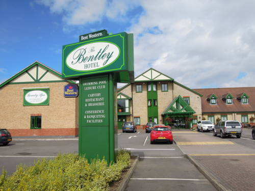 Best Western Plus Bentley Hotel, Leisure Club & Spa Cover Picture