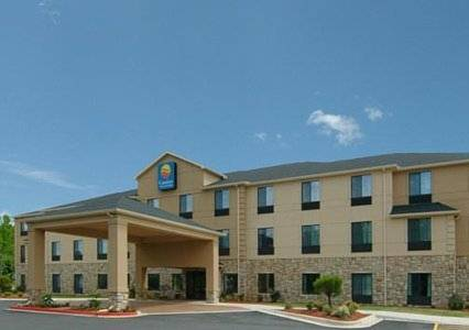 Comfort Inn & Suites Russellville Cover Picture