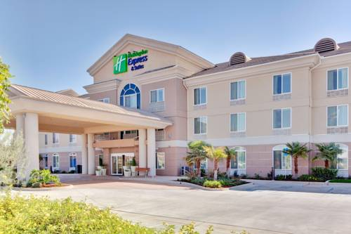 Holiday Inn Express Porterville Cover Picture