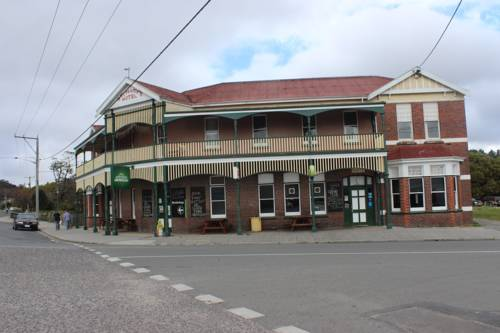St Marys Historic Hotel Cover Picture