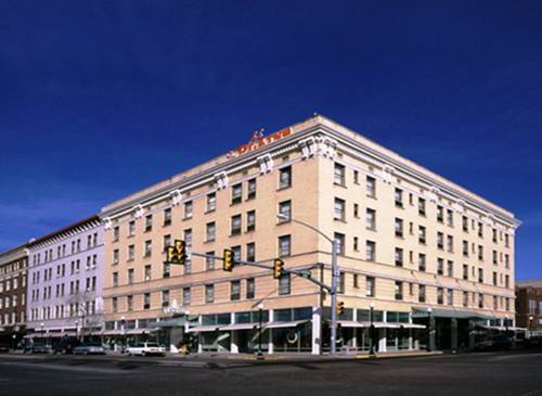 Historic Plains Hotel Cover Picture