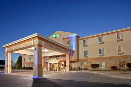 Holiday Inn Express Hotel & Suites Liberal Cover Picture