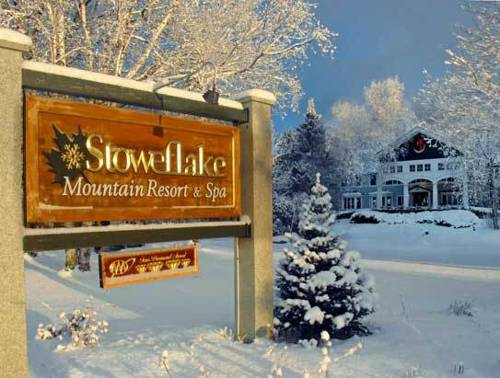 Stoweflake Mountain Resort & Spa Cover Picture
