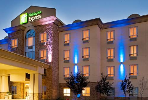 Holiday Inn Express Fort St John Cover Picture