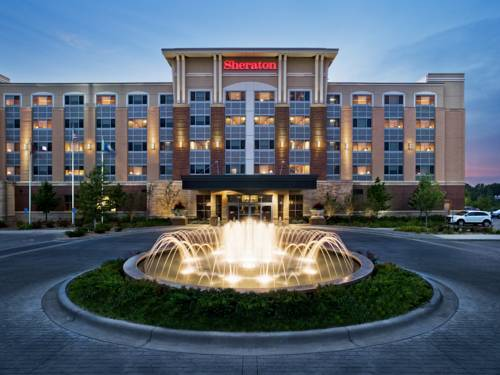 Sheraton Hotel St. Paul Woodbury Cover Picture