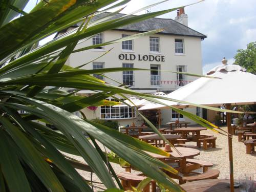 The Old Lodge Hotel Cover Picture