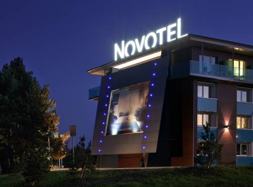 Novotel Lausanne Bussigny Cover Picture