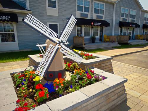 Amsterdam Inn & Suites Moncton Cover Picture