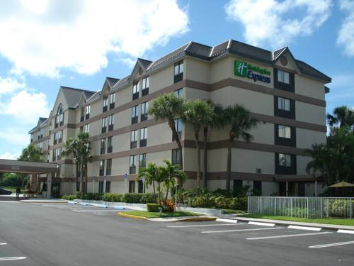 Holiday Inn Express Fort Lauderdale North - Executive Airport Cover Picture