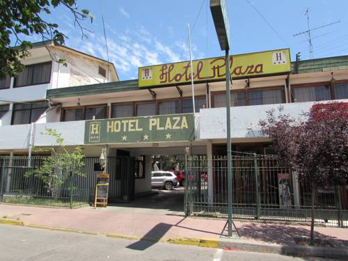 Hotel Plaza Los Andes Cover Picture