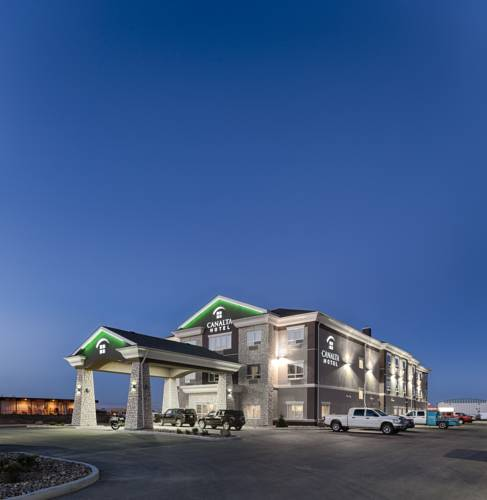 Canalta Hotel Assiniboia Cover Picture