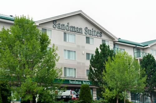Sandman Hotel & Suites Williams Lake Cover Picture
