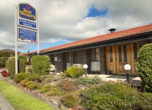 Best Western Endeavour Motel Cover Picture