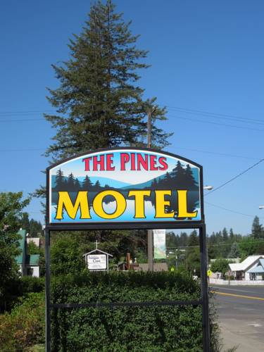 The Pines Motel Cover Picture