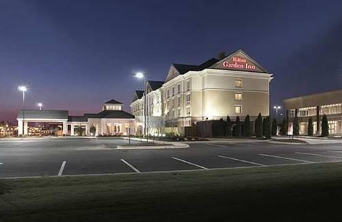 Hilton Garden Inn Tupelo Cover Picture