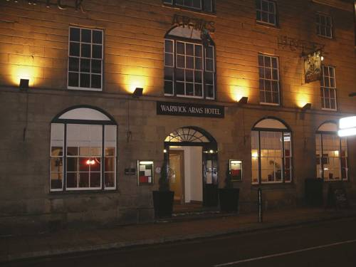 The Warwick Arms Hotel Cover Picture