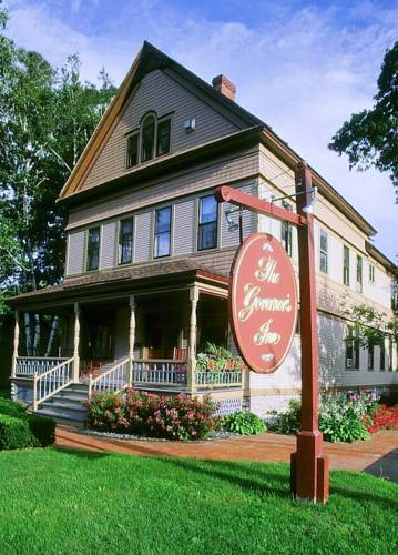 The Governor's Inn Cover Picture