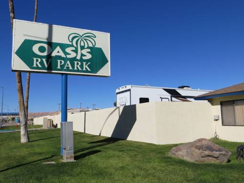 Oasis RV Park Cover Picture