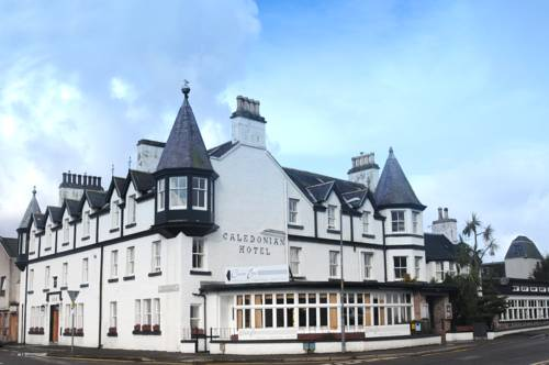 Caledonian Hotel 'A Bespoke Hotel' Cover Picture