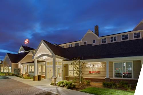 Residence Inn by Marriott Springfield Chicopee Cover Picture