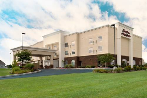 Hampton Inn & Suites Hershey Near the Park Cover Picture