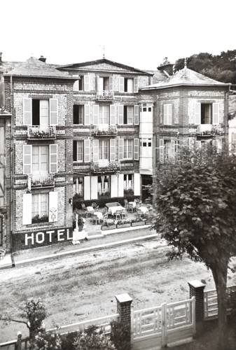 Hotel d'Angleterre Etretat Cover Picture